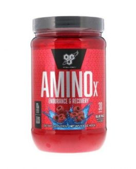 Amino X Muscle Building Support