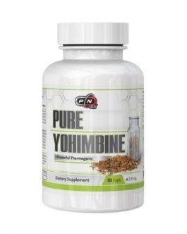 Pure Yohimbine