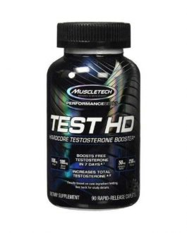 Test HD Testosterone Booster Supple...