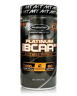 Muscletech BCAA 8:1:1 60 caplets