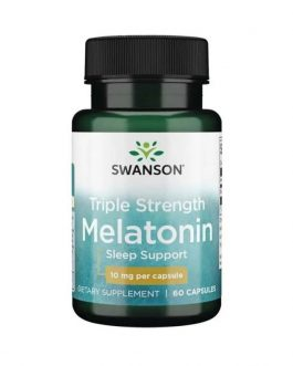 Swanson Melatonin Triple Strength