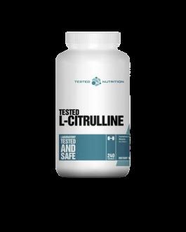 Tested L-CITRULLINE