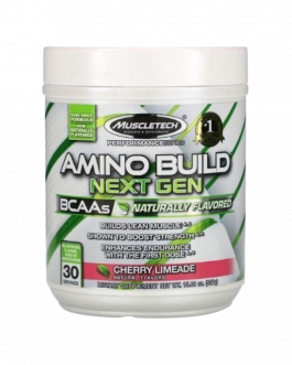 Amino Build Next Gen Naturally Flavored