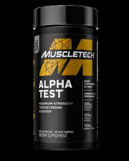 Muscletech Alpha Test