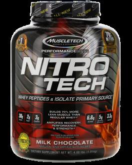 NITRO TECH-whey peptides